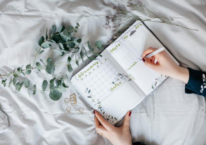Hochzeits planen, Blumenschmuck